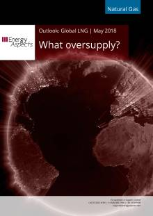 2018-05-31 Natural Gas - Global LNG - What oversupply? cover