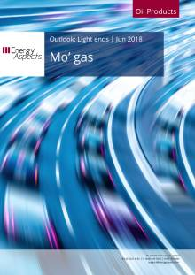 Mo' gas cover image