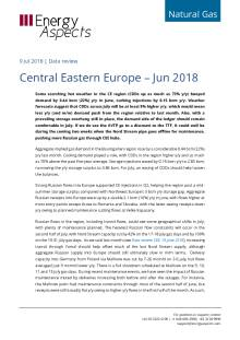 Central Eastern Europe – Jun 2018 cover image