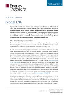 2018-07-20 Natural Gas - Global LNG cover