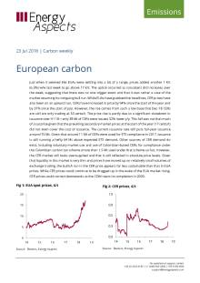 2018-07-23 Emissions - Carbon weekly - European carbon cover