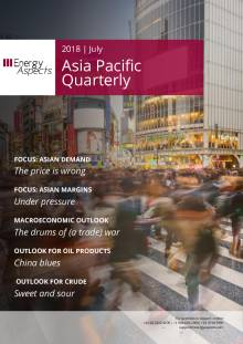 2018-07 Oil - Asia Pacific Quarterly cover