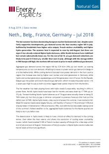 Neth., Belg., France, Germany – Jul 2018 cover image