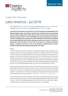 Latin America – Jul 2018 cover image
