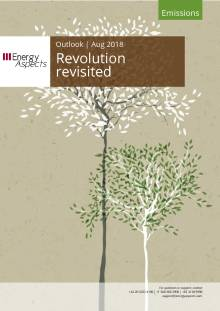 2018-08 Emissions - Outlook - Revolution revisited cover