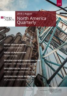 2018-08 Oil - North America Quarterly cover