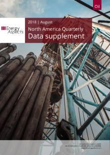 2018-08 Oil - North America Quarterly cover