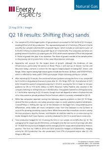 Q2 18 results: Shifting (frac) sands cover image