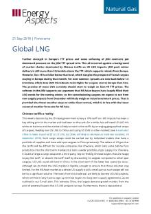 2018-09-21 Natural Gas - Global LNG cover