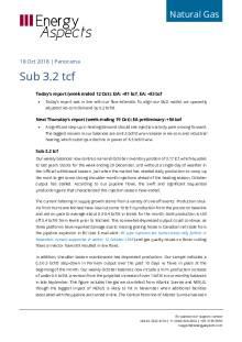 Sub 3.2 tcf cover image