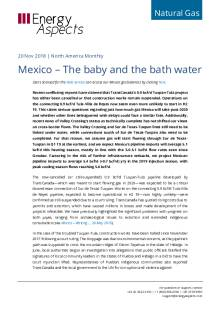 Mexico – The baby and the bath water cover image