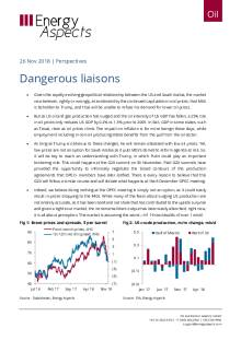 2018-11-26 Oil - Perspectives - Dangerous liaisons cover