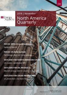 2018-11 Oil - North America Quarterly cover
