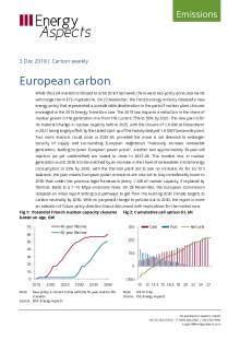 2018-12-03 Emissions - Carbon weekly - European carbon cover