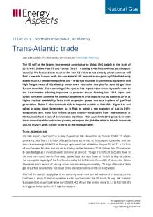 Trans-Atlantic trade cover image