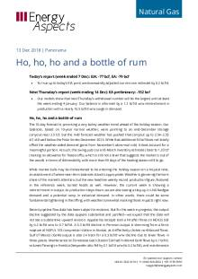 Ho, ho, ho and a bottle of rum cover image