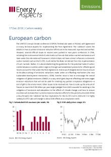 2018-12-17 Emissions - Carbon weekly - European carbon cover