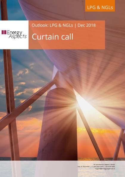 Curtain call - Energy Aspects