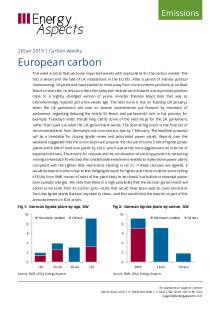 2019-01-28 Emissions - Carbon weekly - European carbon cover