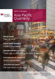 2019-01 Oil - Asia Pacific Quarterly cover