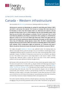 Canada – Western infrastructure cover image