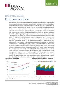 2019-02-25 Emissions - Carbon weekly - European carbon cover