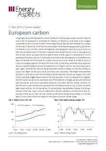 2019-03-11 Emissions - Carbon weekly - European carbon cover