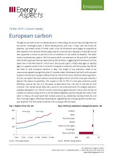 2019-03-18 Emissions - Carbon weekly - European carbon cover