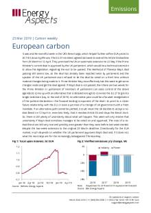 2019-03-25 Emissions - Carbon weekly - European carbon cover