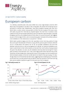 2019-04-23 Emissions - Carbon weekly - European carbon cover