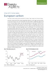 2019-04-29 Emissions - Carbon weekly - European carbon cover