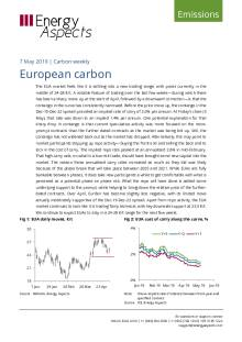 2019-05-07 Emissions - Carbon weekly - European carbon cover