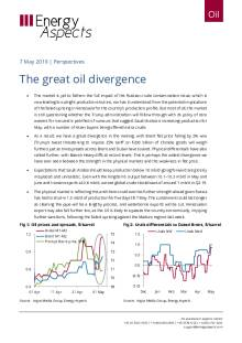 2019-05-07 Oil - Perspectives - The great oil divergence cover