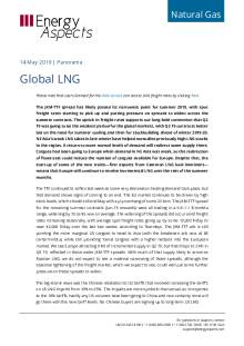 2019-05-14 Natural Gas - Global LNG cover