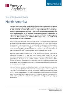 2019-07-16 Natural Gas - Global LNG - North America cover