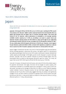2019-07-18 Natural Gas - Global LNG - Japan cover