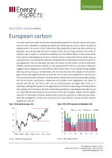 2019-07-29 Emissions - Carbon weekly - European carbon cover