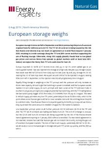 European storage weighs cover image