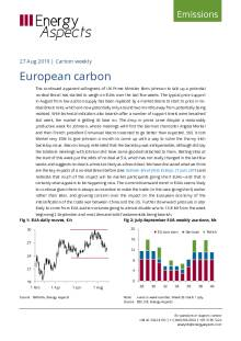 2019-08-27 Emissions - Carbon weekly - European carbon cover