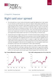 2019-08-27 Oil - Perspectives - Right said sour spread cover