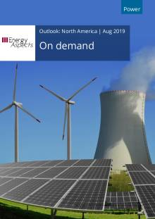 2019-08 North America Power - On demand cover