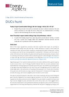 DUCs hunt cover image