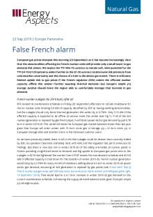 False French alarm cover image
