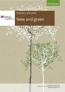 New and green cover image