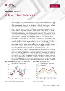 2019-11-04 Oil - Perspectives - A tale of two balances cover