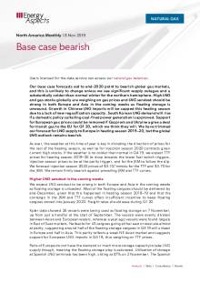 2019-11-08 Natural Gas - North America - Base case bearish cover