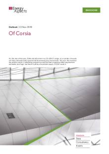 2019-11 Emissions - Outlook - Of Corsia cover