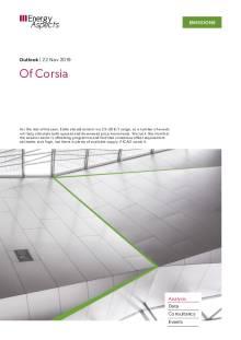 Of Corsia cover image