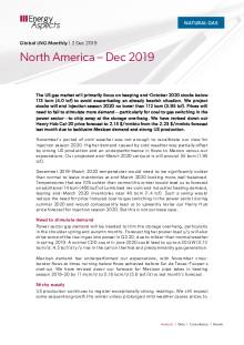 2019-12-02 Natural Gas - Global LNG - North America – Dec 2019 cover