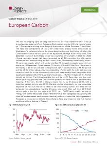 2019-12-09 Emissions - Carbon weekly - European Carbon cover